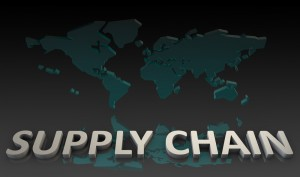 Global Supply Chain Concept