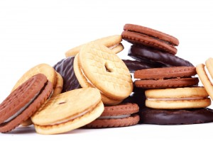 Biscuits Pile