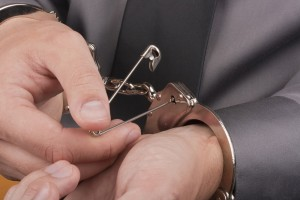 Escaping From Handcuffs