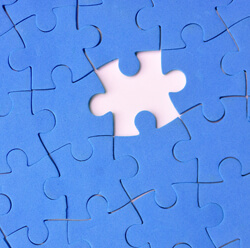 customer complaints food industry - missing jigsaw piece