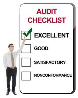 Supplier Auditing Checklist