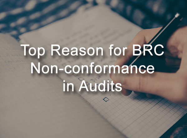Top Reason For Brc Non Conformance In Audits