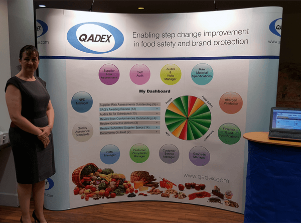 QADEX At The Food Safety Trends Conference