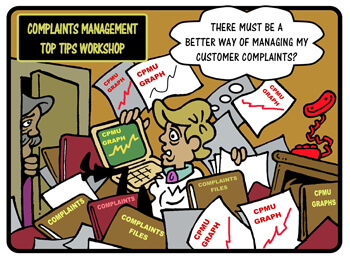 Customer complaints management - handling customer complaints
