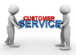 food industry customer service