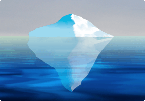 supply risk management software iceberg