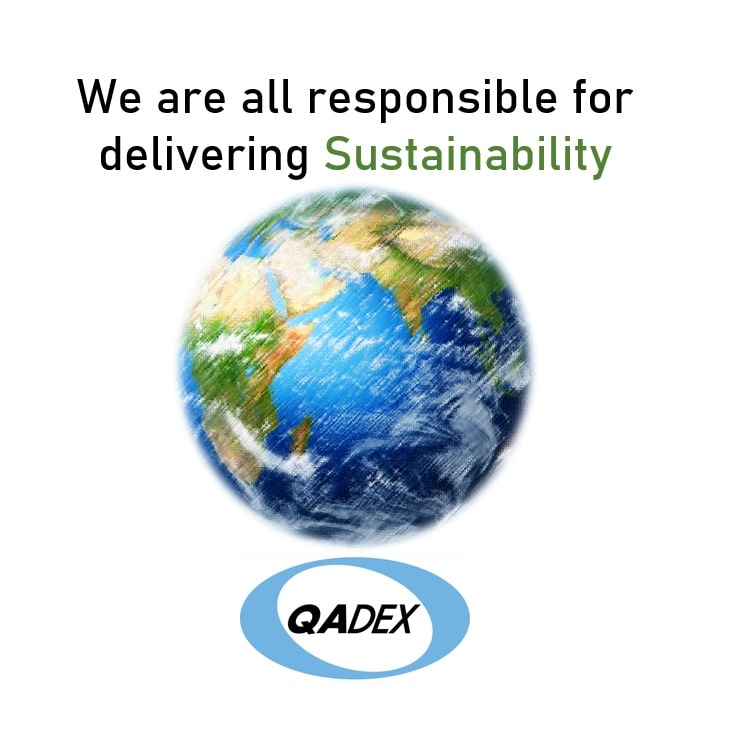 We are all responsible for delivering Sustainability!